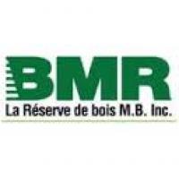 Réserve à bois BMR Agrizone